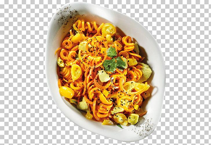 Spaghetti alla puttanesca Pasta Italian cuisine Vapiano.