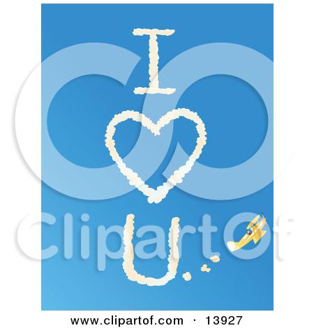 Airplane Vapor Trail Clip Art.