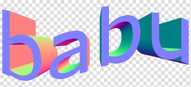 Logo Vaporwave, Babu Logo Vaporwave transparent background.