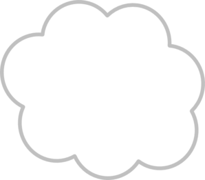 140 Cloud Clipart.
