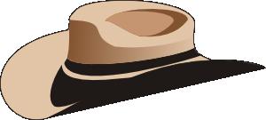 Cowboy Hat Clip Art at Clker.com.