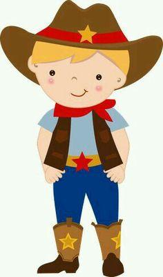 Cowboy e Cowgirl.