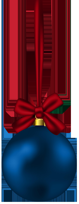 Christmas Ball Transparent Clip Art.