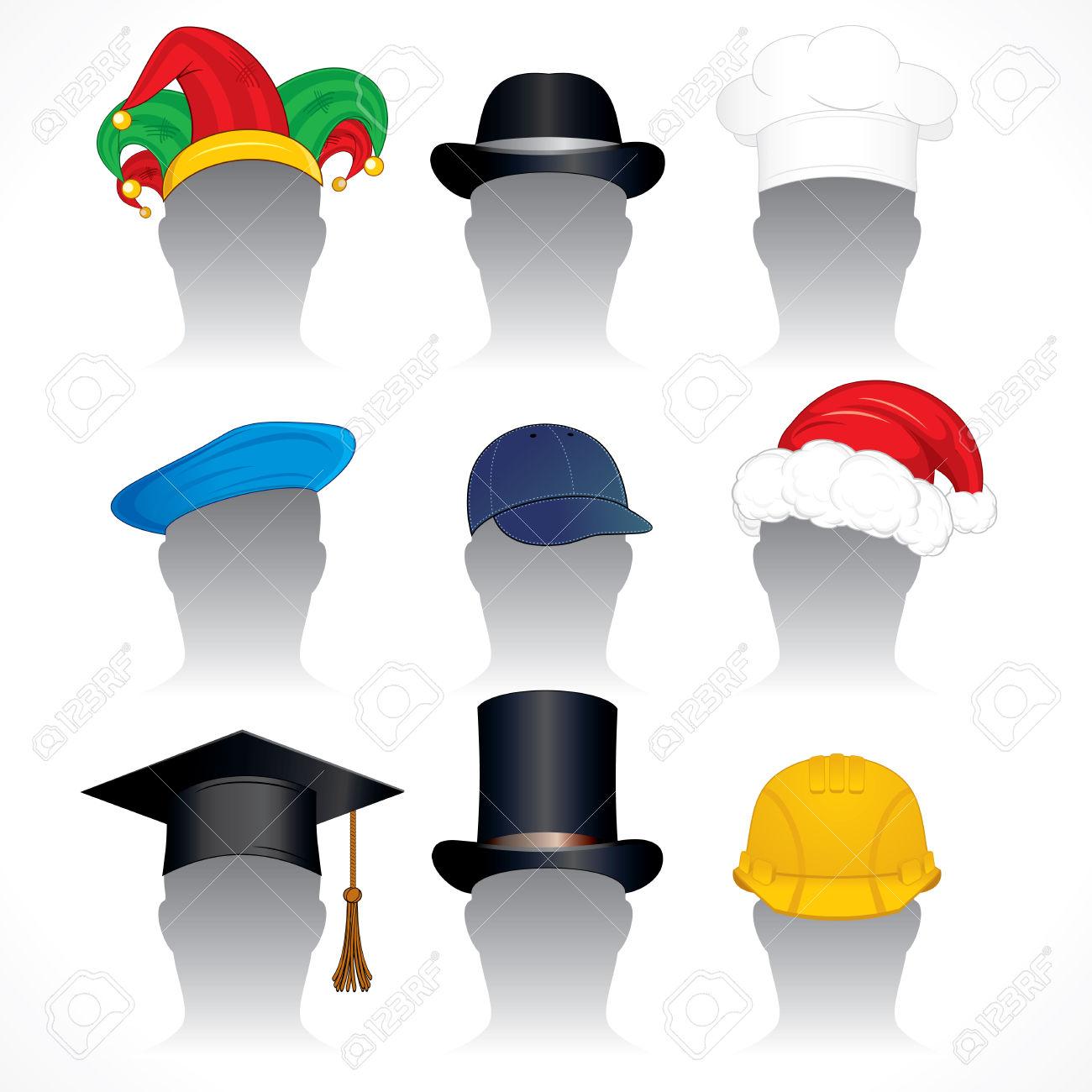 Cappelli ClipArt.