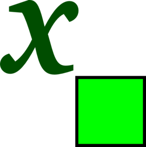Variable science clipart.