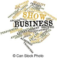 Word cloud for variety show Clipart and Stock Illustrations. 5.