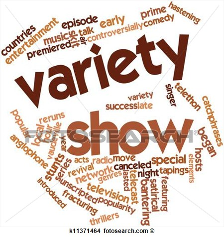 Variety clipart.
