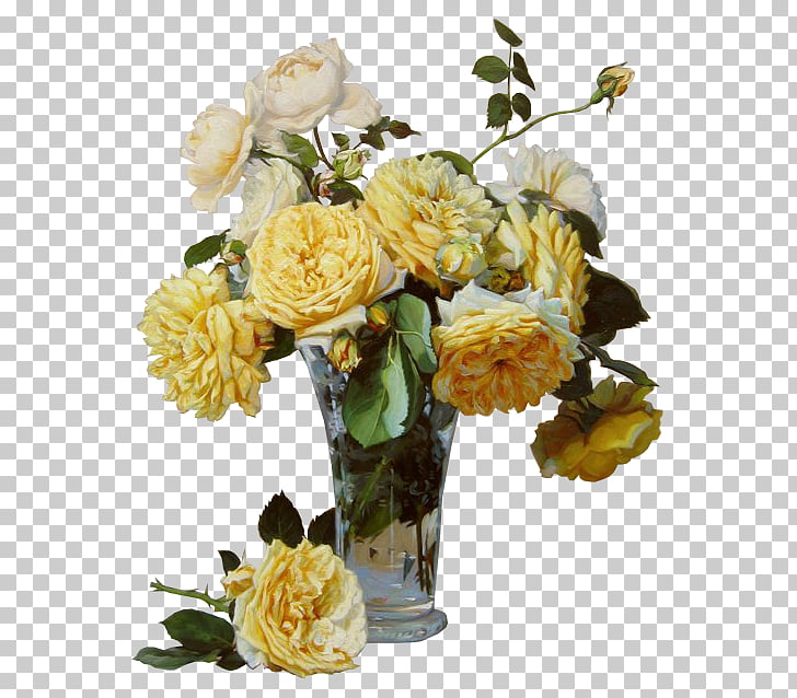 Flower bouquet Garden roses , variety of flowers PNG clipart.