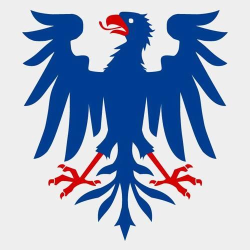 Flag of Varmland province.