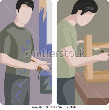 Blue Collar Job Stock Vectors, Images & Vector Art.