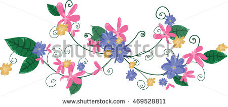 Varying Patterns Purple Stock Photos, Royalty.