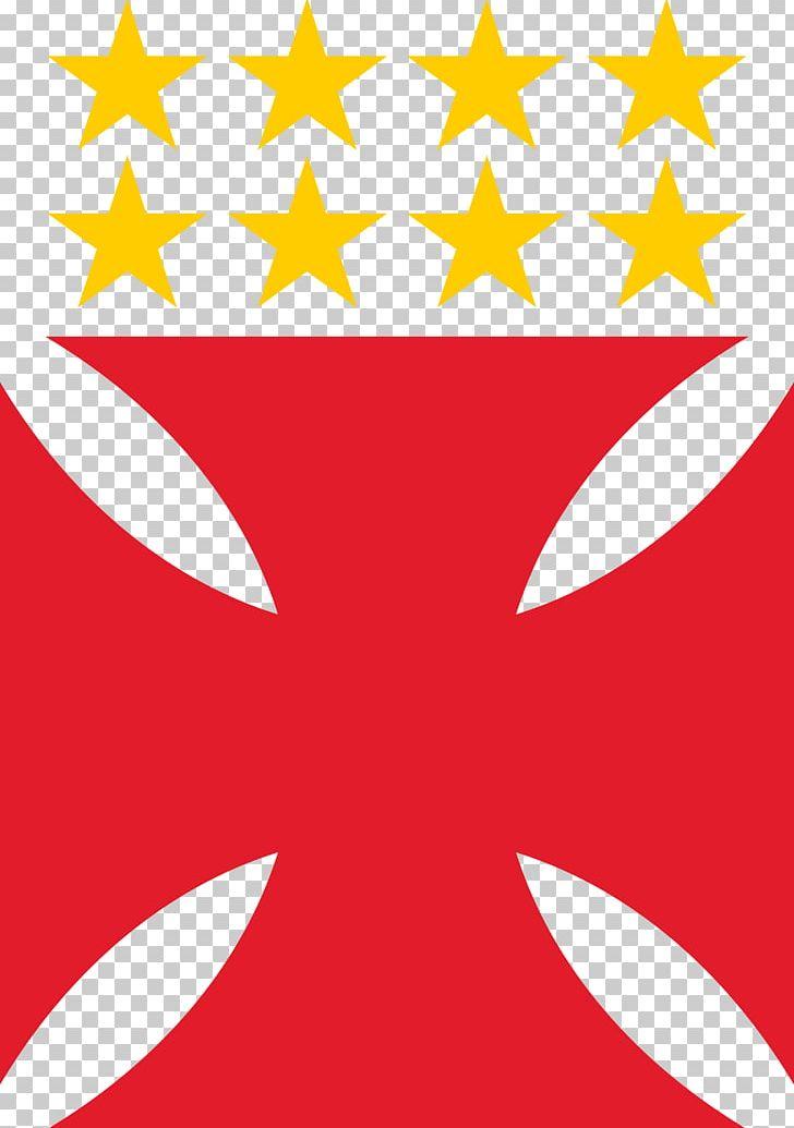 CR Vasco Da Gama Verge Sport State Of Ward 8 Maltese Cross.