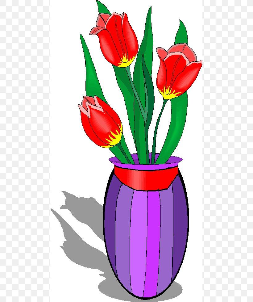 Vase Flower Clip Art, PNG, 493x978px, Vase, Art, Artwork.