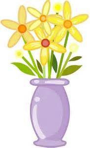 Showing post & media for Cartoon vase clip art.
