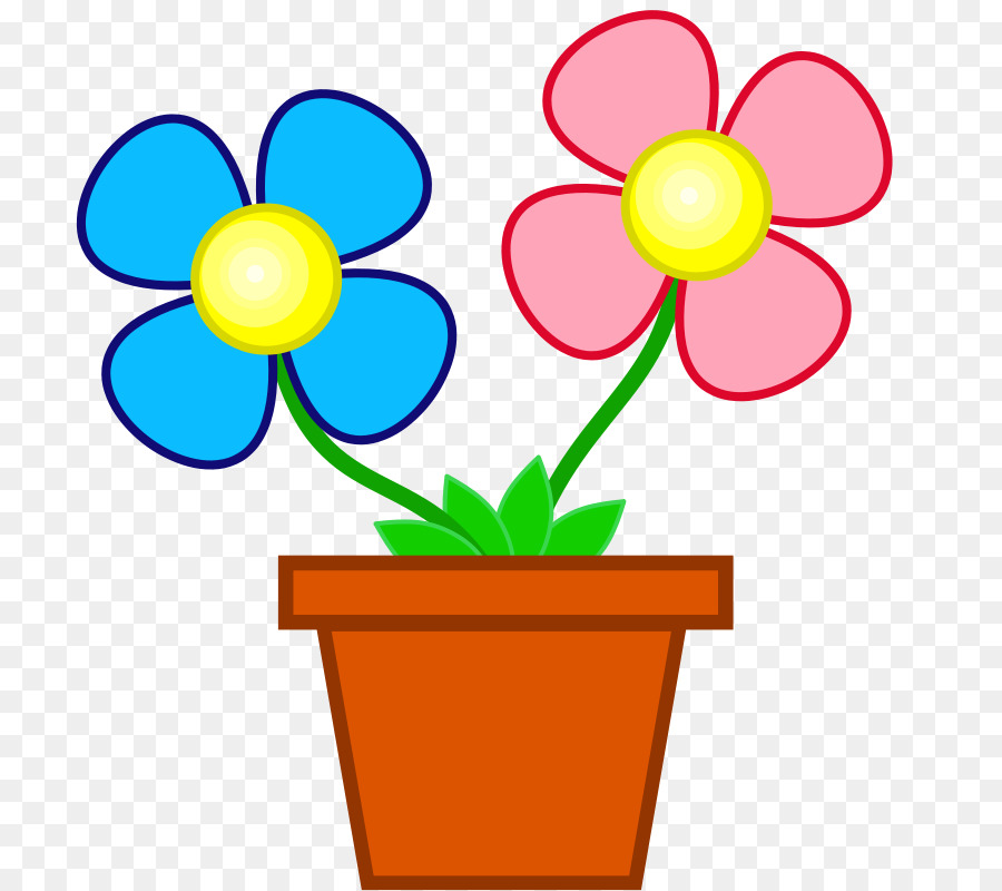 Old Fashioned Flowers Free content Clip art.