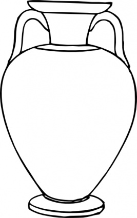 Vase Clipart.