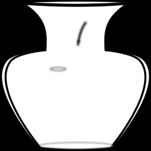 Vase Outline Clip Art at Clker.com.