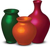 Vases Clipart Royalty Free. 6,105 vases clip art vector EPS.