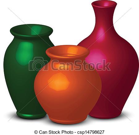 Vases Vector Clipart EPS Images. 6,233 Vases clip art vector.