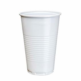 Vasos Plasticos Blanco 180cc X100 Unidades.