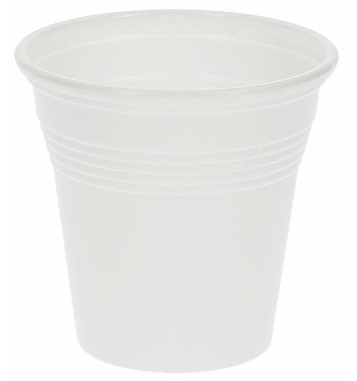 Vaso Plástico para café de 100 ml..