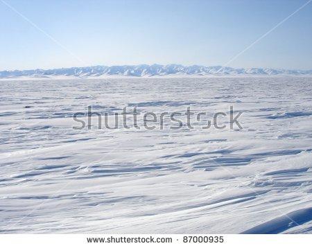 Frozen Tundra Stock Photos, Royalty.