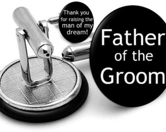 Father of groom gift.