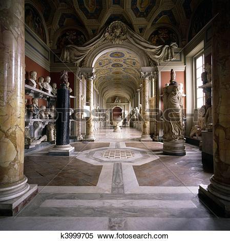 Stock Image of Vatican Museum k3999705.