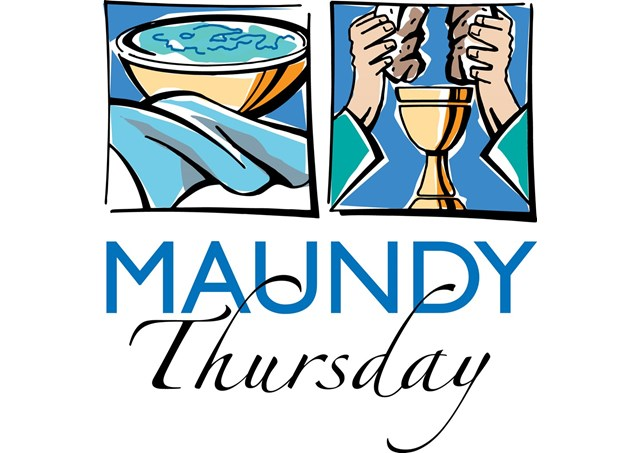 Holy/ Maundy Thursday.