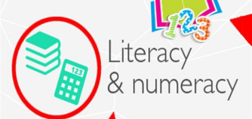 Literacy And Numeracy Clipart.