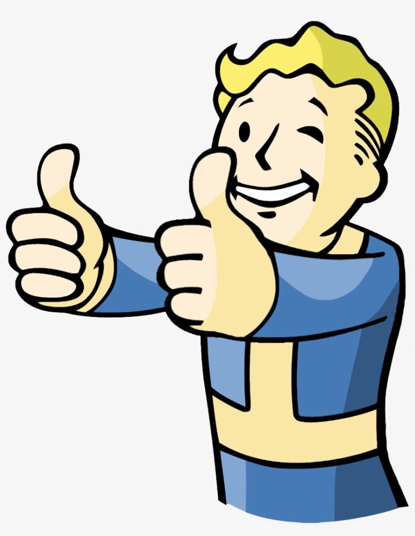 Boy Thumbs Up Image.