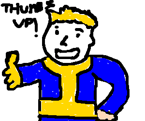 Vault Boy Thumbs Up Png (108+ images in Collection) Page 3.