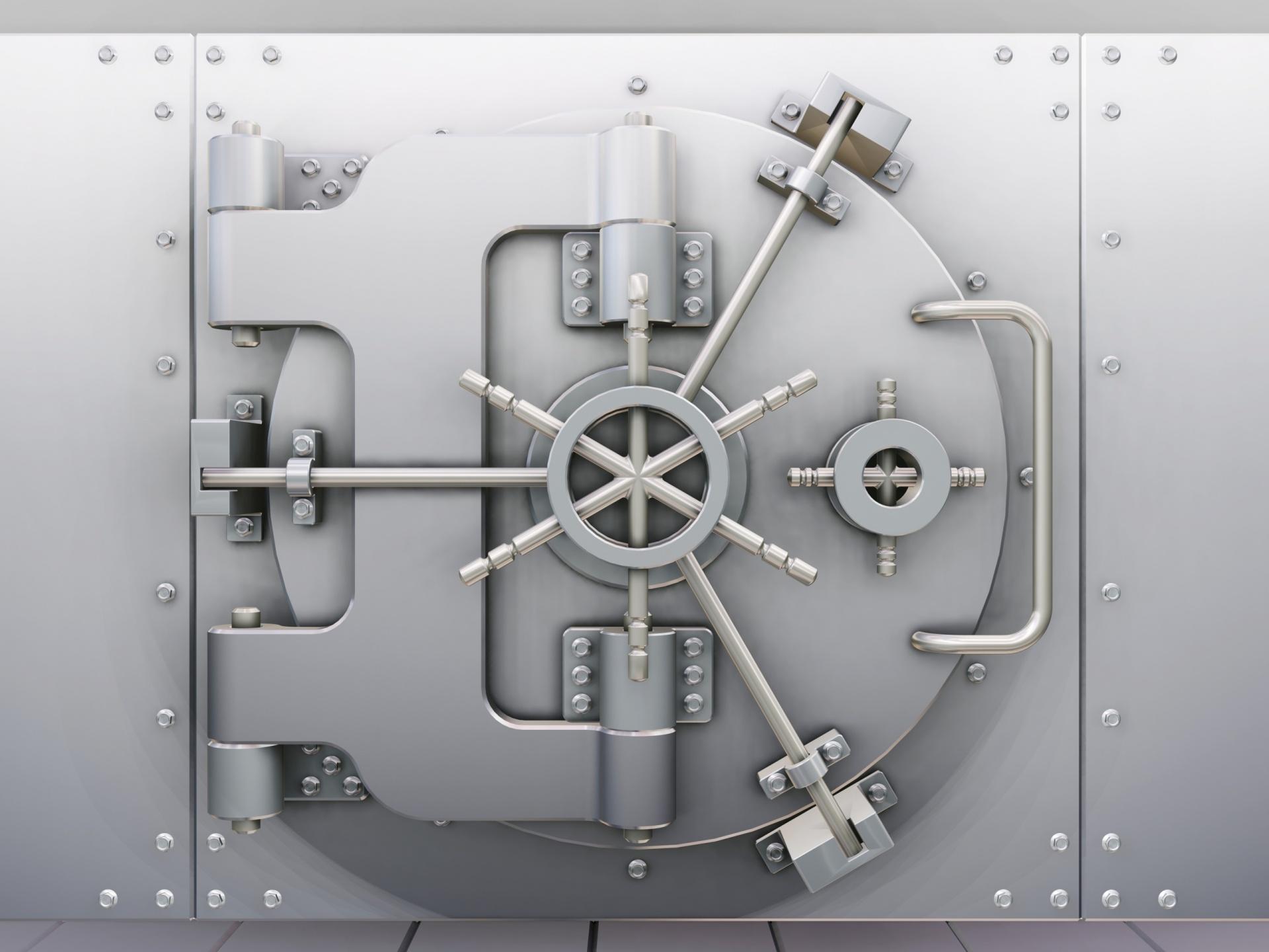 Making the Vault Door.
