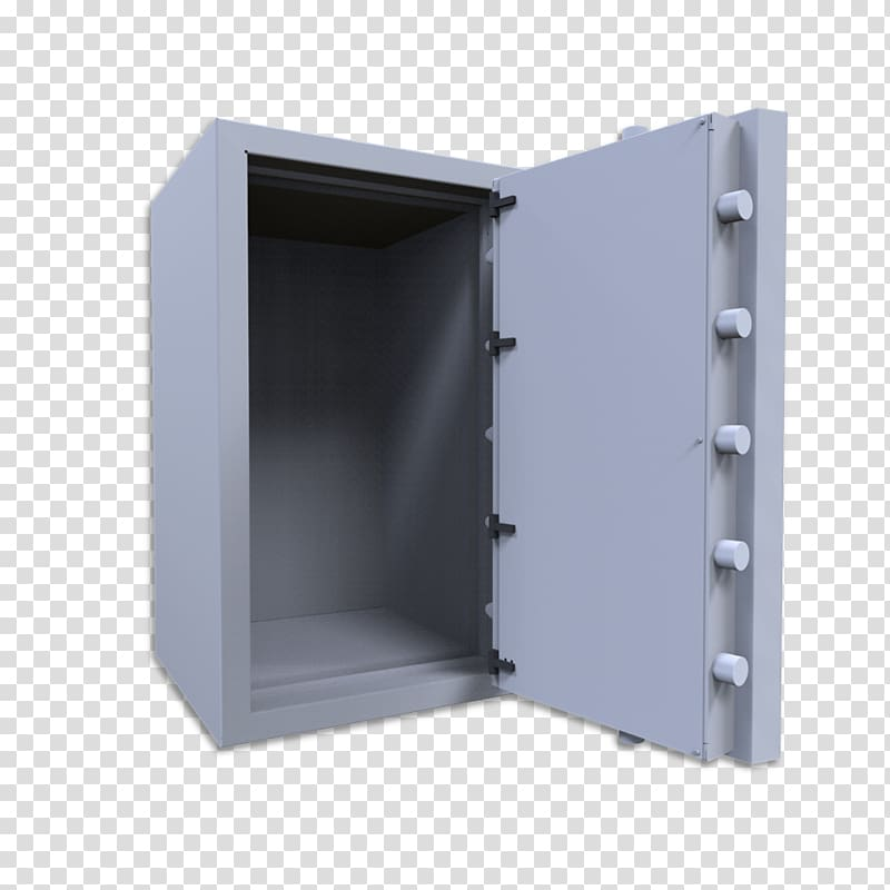 Safe Combination lock Cabinetry Security, open transparent.