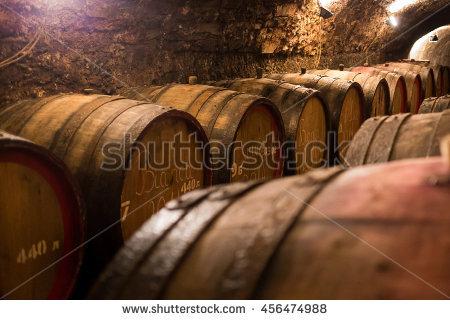 Dark Cellar Stock Photos, Royalty.