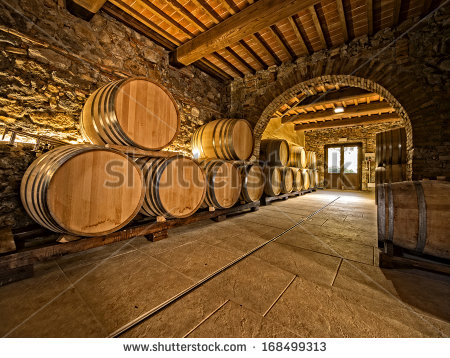 Barrel Vault Stock Photos, Royalty.