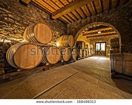 Barrel Vault Stock Photos, Royalty.