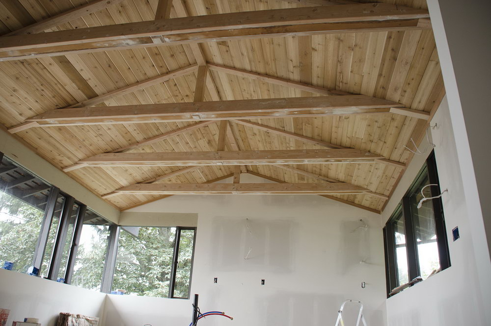 Vaulting A Ceiling Home Improvement.