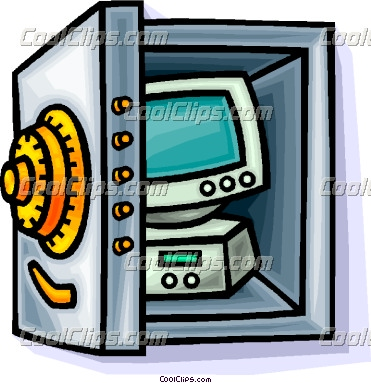 Image Gallery of Bank Vault Clipart.