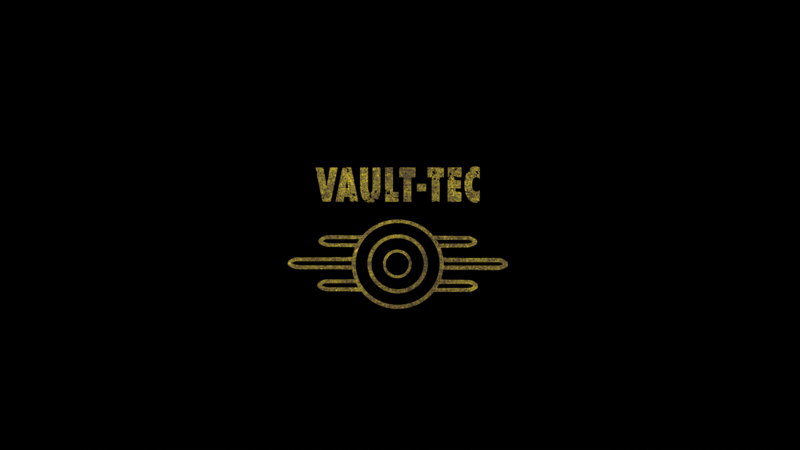 Free download Vault Tec Logo [800x450] for your Desktop.