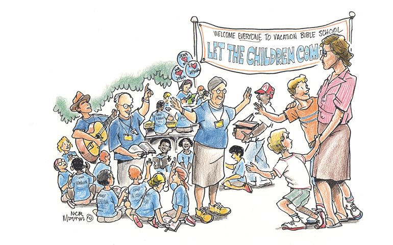 Why more Catholic parishes should offer Vacation Bible.