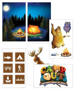 Giant Decorating Poster Pack $36.99.