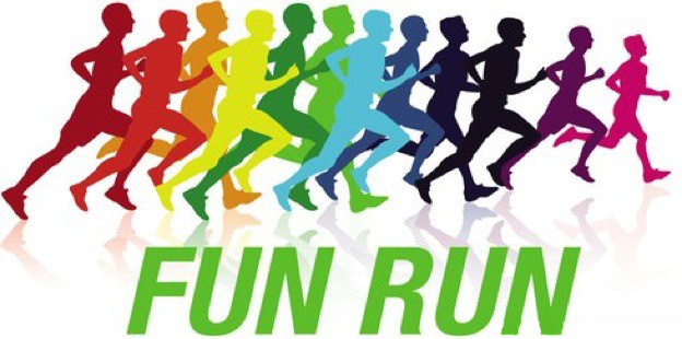 Vbs fun run clip art Transparent pictures on F.