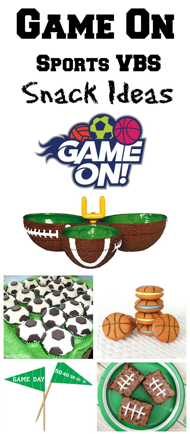 Sport Snack Ideas: Game On VBS.