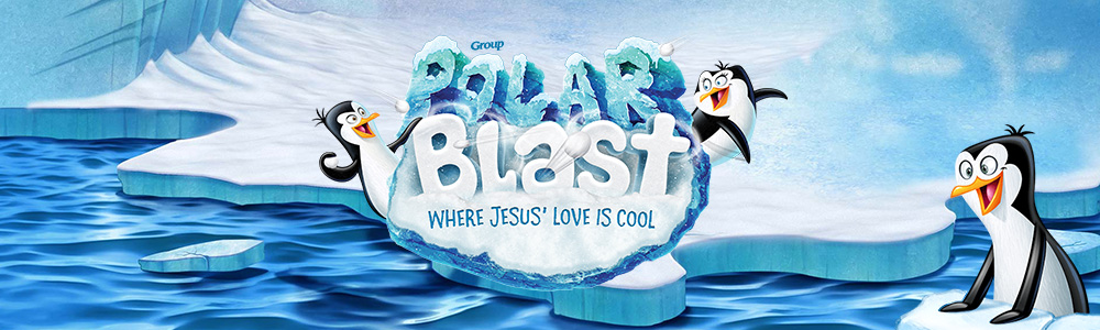 POLAR BLAST VBS 2018! Where Jesus\' Love is Cool.