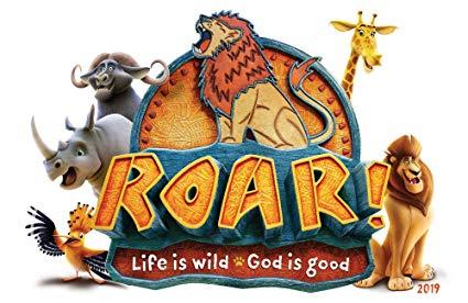 VBS Roar logo.