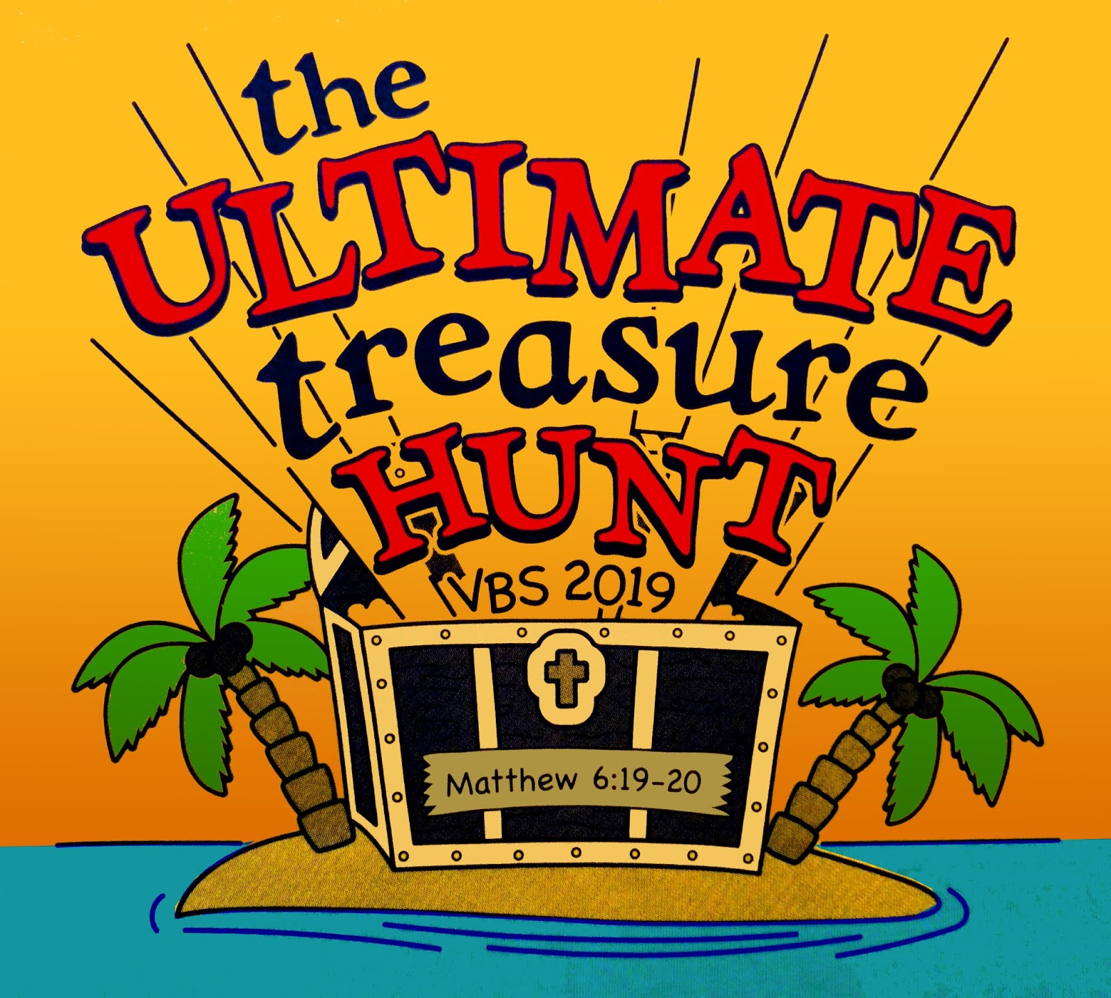 Ultimate Treasure Hunt VBS.
