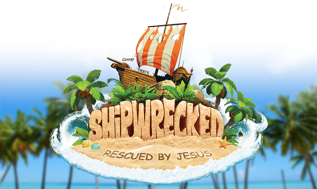 2019 VBS Shipwrecked.