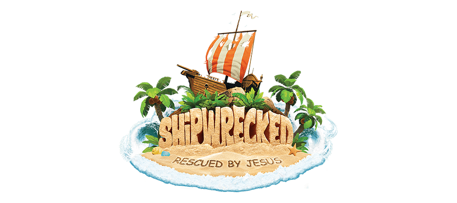 All you need for an incredible Shipwrecked VBS!.