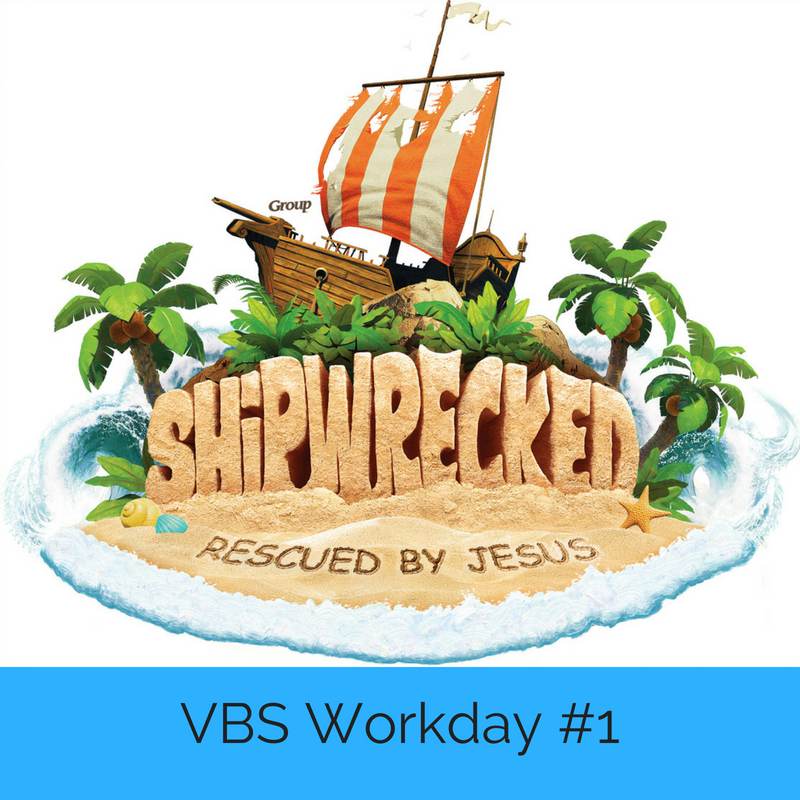 VBS Workday #1 — Watermark.